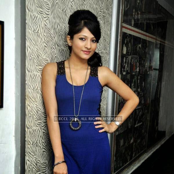 Subholina at the event at Plush in Kolkata.