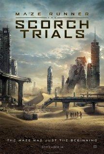 Maze Runner: The Scorch Trials (2015) สมรภูมิมอดไหม้