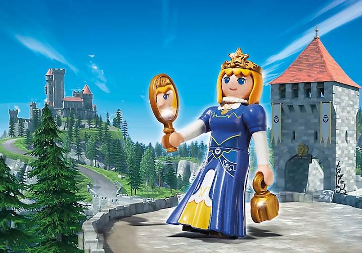 Contenido de Playmobil® 6699 Princesa Leonora