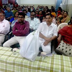2015-09-15 Felicitation Program of Principal Mr. Manoj Dubey