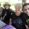 Irene de la Bretonne, Joanne Dresser, Kathy Flora, Kitty Ramsey