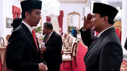 Prabowo: Kepemimpinan Jokowi Efektif, Saya Hormat Sama Bapak
