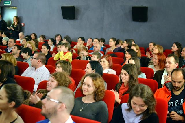 Lansare film documentar Ba se poate 1061