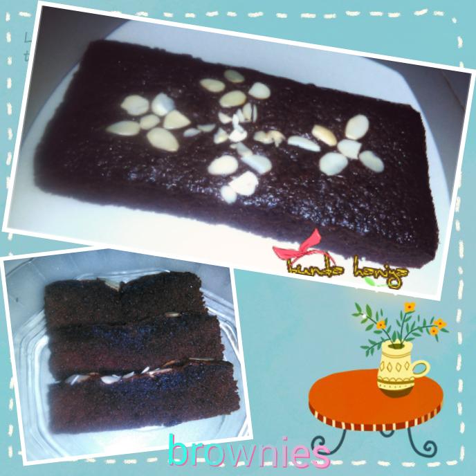Resep Brownies Panggang Enak Dan Lembut Haniya Kitchen