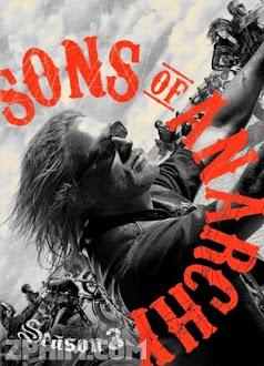 Giang Hồ Đẫm Máu 3 - Sons of Anarchy Season 3 (2010) Poster