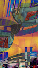 """The """"Cityscape 4"""" piece from the """"1999"""" collection"""