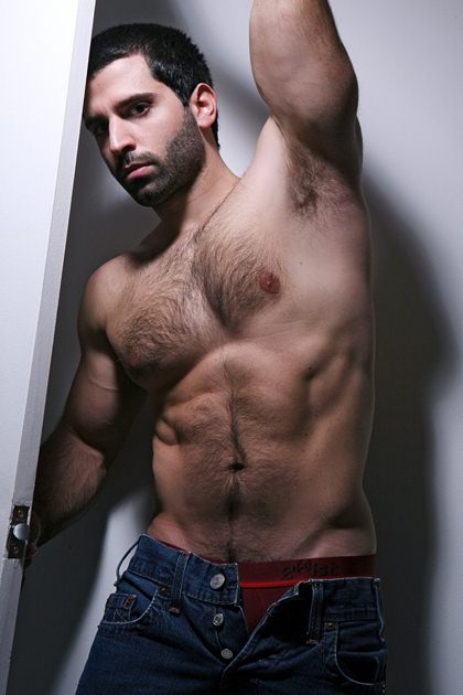 Hot Hairy Muscular Guys More and More
