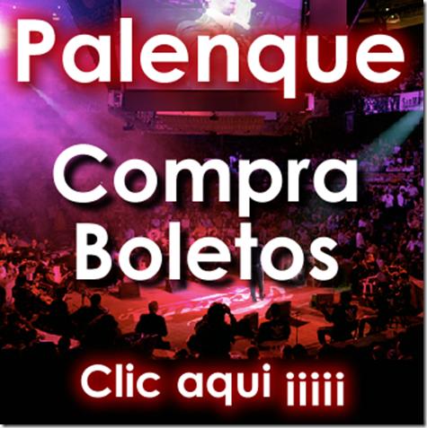Boletos para Palenque Metepec