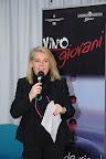 Talk show - La giornalista Susanna Petruni