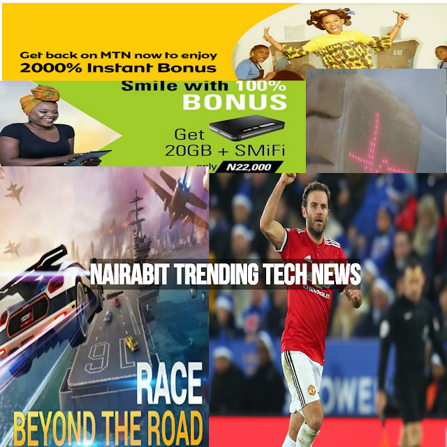 Trending technology news