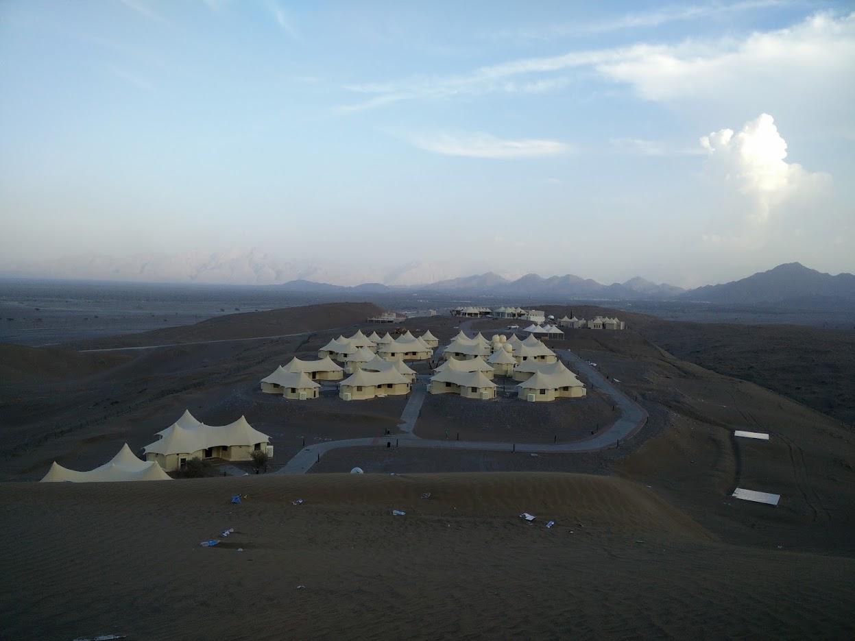 dunes by al nahda resort oman