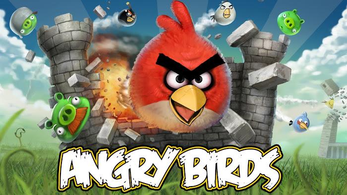 Hình nền về những chú chim điên trong Angry Birds - Ảnh 4