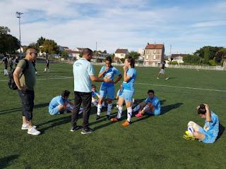 Le Club Football d'Akbou (CFA) signe une convention avec le Racing Club Saint-Denis