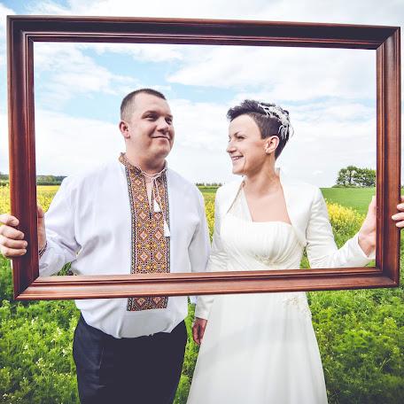 Wedding photographer Ada Romanowska (fajnyslub). Photo of 29.09.2017