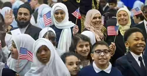 MasyaAllah Semakin Hari Banyak Warga Amerika yang Belajar Islam