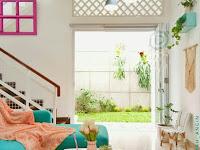 Contoh Desain Ruang Keluarga Bawah Tangga Terbaru