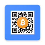Bitcoin QR Balance  scanner icon