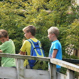 Uitje actieve jeugd H. Willibrordusparochie - P9070630.JPG
