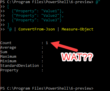 Get-PowerShellBlog: Why Invoke-RestMethod and ConvertFrom-Json Have