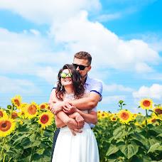 Wedding photographer Olga Smaglyuk (brusnichka). Photo of 31.07.2018