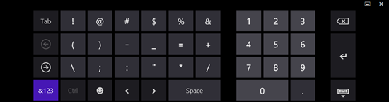 Programming Ponderings: Adding Touch Keyboard Support to a WPF