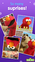 Screenshot of Elmo Calls by Sesame Street