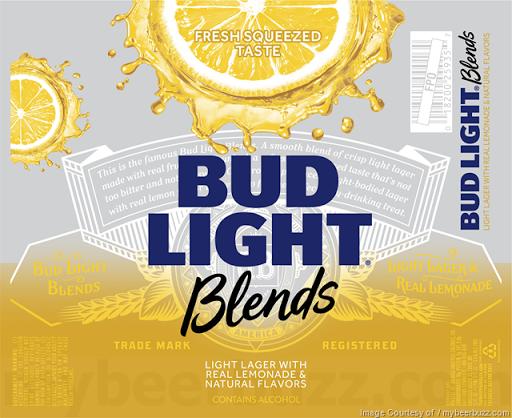Bud Light Adding NEW Bud Light Blends Lemon U0026 Grapefruit