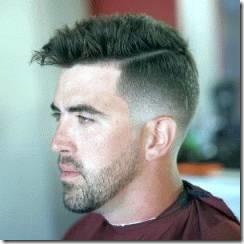 Patty_cuts short mens haircut