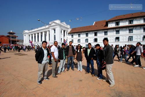 World Heritage site Kathmandu