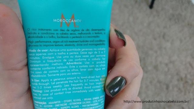 Moroccanoil Hidrating Máscara