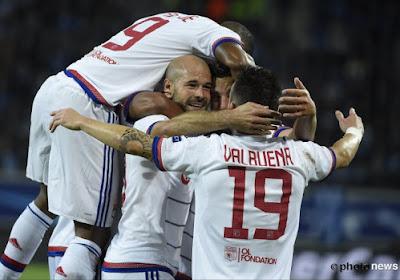 Le superbe but de Cornet pour Lyon