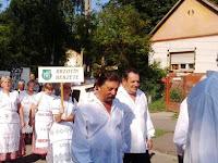 A Berkő Népdalkör a Palóc Lakodalmas felvonuláson.jpg