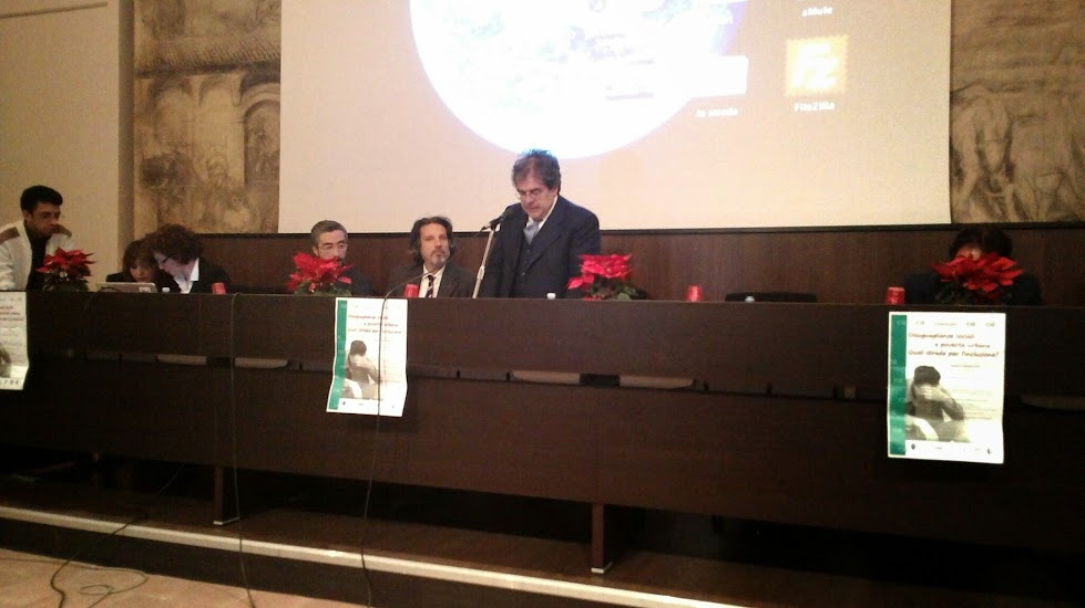 Iniziative per il Sociale 2014/2020 - Intervento del Sindaco Enzo Bianco