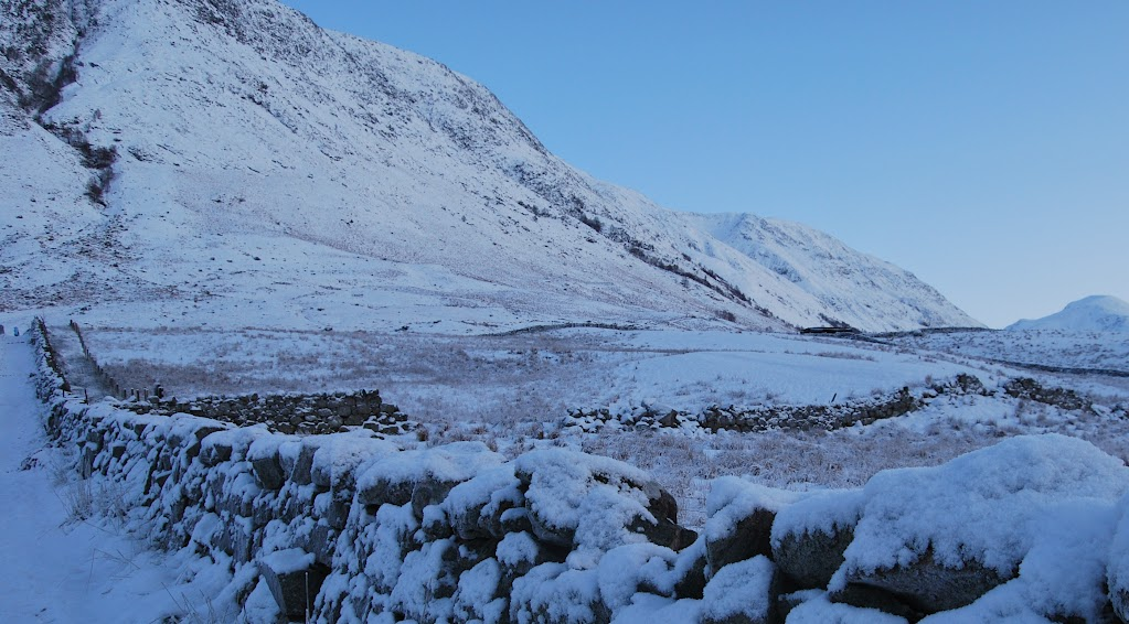 Views from around Lochaber