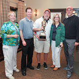 GHCC Green Jacket Tournament at Commonwealth National Golf Club on April 15, 2013