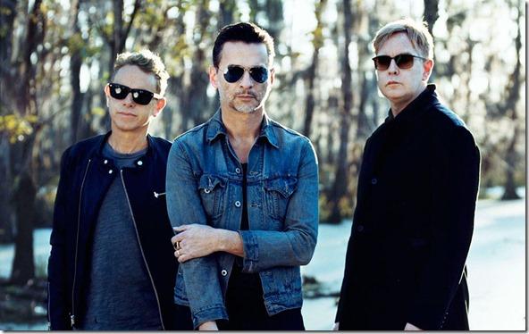 Depeche Mode Mexico 2018 Foro Sol 13 de Marzo compra tus boletos