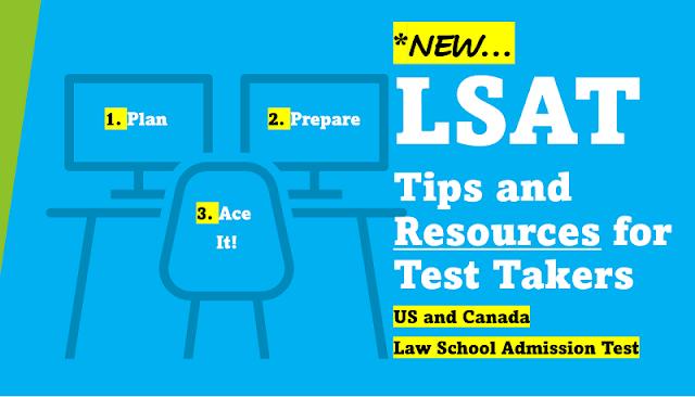 LSAT prep course info