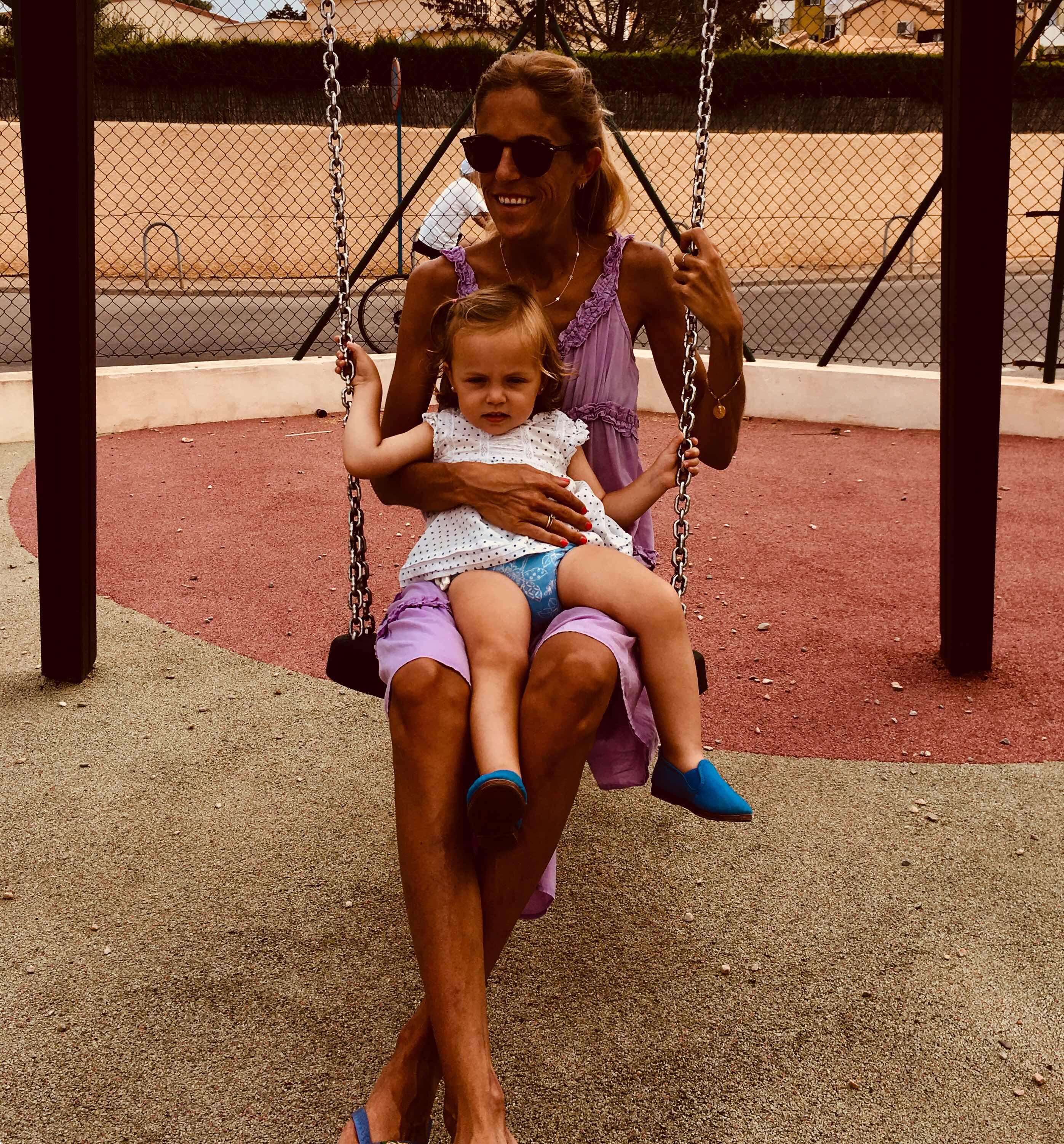 A través de los ojos de mi hija