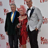 OIC - ENTSIMAGES.COM - Cyndi Lauper and Jerry Mitchell at the  Kinky Boots - press night in London 15th September 2015  Photo Mobis Photos/OIC 0203 174 1069