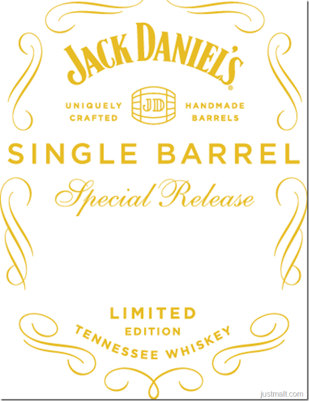 Jack Daniels Single Barrel Special Release Limited Edition