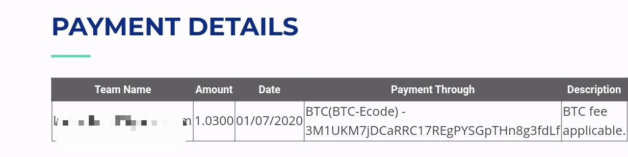 Bukti berhasil mendapatkan bitcoin gratis
