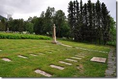 4 Narvik un des cimetiere militaire Francais