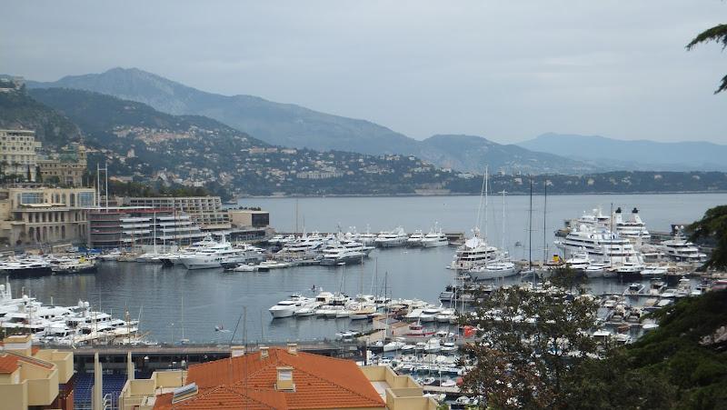Mónaco, Costa Azul, Francia