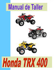 honda trx 400 manual-taller-servicio-despiece