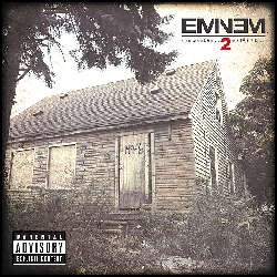 CD Eminem - The Marshall Mathers 2013 (Torrent) download