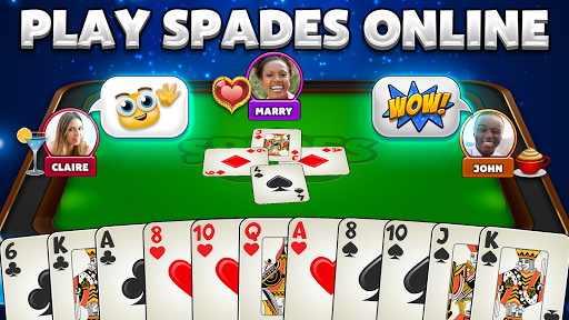 Spades Plus - Card Game 5.6.1 screenshots 2