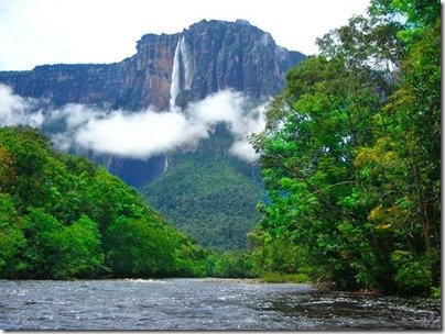 Cascada Salto Del Angel