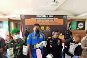 Petugas Bea Cukai Bandara Soekarno-Hatta Gagalkan Penyelundupan Sabu Yang Dikemas Dalam Kemasan Pupuk