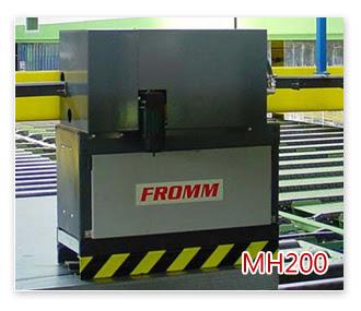 全自動鋼帶打包機頭MH200