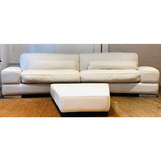 Roche Bobois Three-Piece Sofa